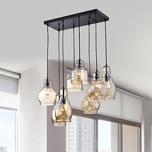 cluster pendant lights