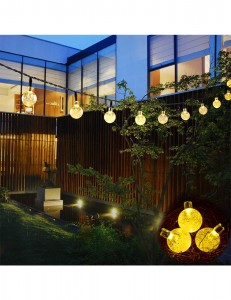 outdoor landscaping #stringlights