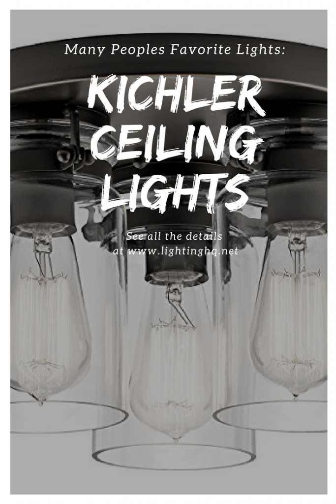 kichler ceiling lights